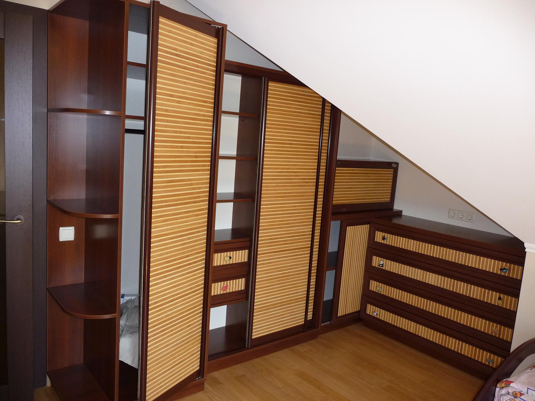 Стильные шкафы купе - страница 2 - interior.